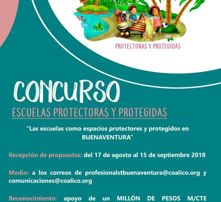 Concurso Escuelas protectoras y protegidas – Instructivo de participación