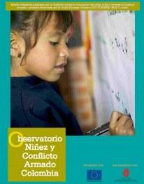Boletín de monitoreo N° 1: Niñez y conflicto armado en Colombia.