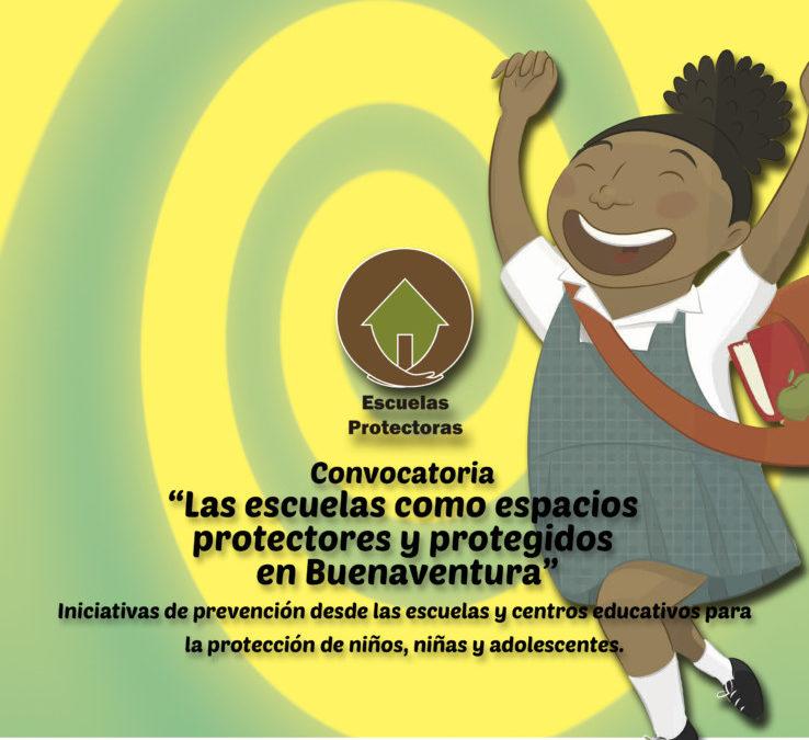 Concurso de iniciativas: Las escuelas como espacios protectores y protegidos en Buenaventura (2015 – 2016)