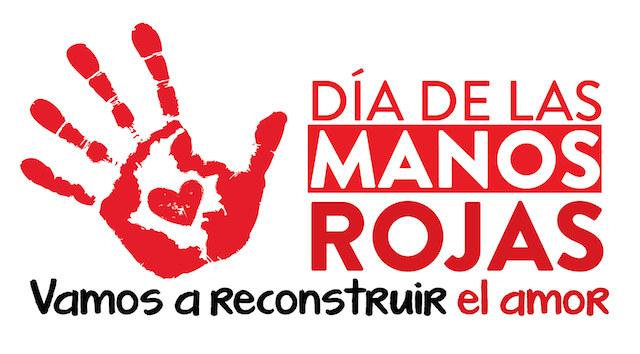 """Comunicado Público: Día de las Manos Rojas. """"Vamos a reconstruir el amor"""", voces de niños, niñas y adolescentes por la paz."""
