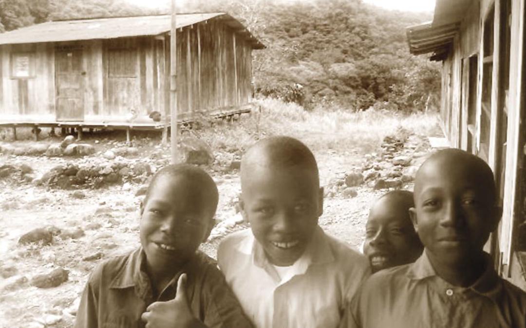 Un camino por la escuela colombiana desde los derechos de la infancia y la adolescencia